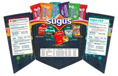 SUGUS TRADE KIT STUDYClient: Wrigley PhilippinesThis is our initial study for the SUGUS Trade Kits. It has now evolved into a totally different design concept/treatment.Sugus candies are new to the Philippine market. They are now available in major supermarkets and sari-sari stores near you.