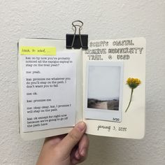 journal inspo // pinterest @softcoffee