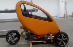 mobotiq.com Electric Car Conversion, E Biker, Reverse Trike, Electric Cars, Electric Vehicle, Pedal Cars, Bicycle Design, Motorcycle Bike, Small Cars