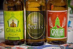 Gralha Wurzelbier (Roots Rock Beer). Duartina-SP.