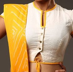 Blouses Blouses The post Blouses & fashion mix appeared first on Design . Choli Designs, Kurta Designs, Stylish Blouse Design, Fancy Blouse Designs, Designs For Dresses, Latest Blouse Designs, Foto Fashion, Fashion Moda, Sari Bluse