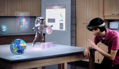 Microsoft Invites Developers to Tinker With HoloLens