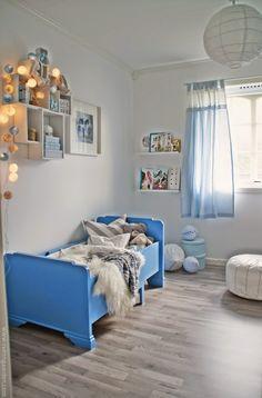 lovely blue for girl or boy.  #kids #estella #decor