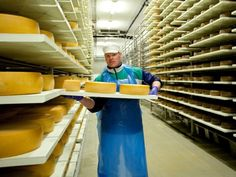 Jalasjärven Juustoportti voitti Itävallassa kaksi kultaa juustoillaan.