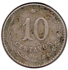 Paraguay - 10 Centavos - 1903