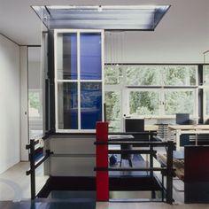 Schroder house - Gerrit Rietveld