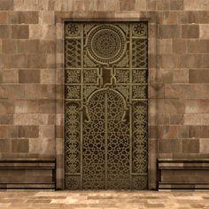 Egyptian Doors | Africa | Door in Egypt | © Erkangraf