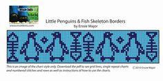 Little Penguins Borders