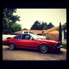 1986 BMW 635CSI - $5500 (Duncanville)