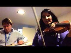 Day 45 - Cajun Fiddle - Patti Kusturok's 365 Days of Fiddle Tunes - YouTube
