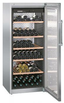 Liebherr WKes 4552 GrandCru Stand Weinklimaschrank Wine Storage Cabinets, Different Wines, Metal Rack, Grand Cru, Wine Collection, Wine Fridge, Wine Gifts, Wine Cellar, Glass Door