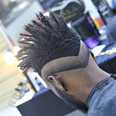 Black men haircuts come in all sorts of styles. A gallery of some of the most attention-grabbing and stylish haircuts for black men you could try out today. Black Men Haircuts, Black Men Hairstyles, Stylish Haircuts, Cool Haircuts, Hairstyles Haircuts, Cool Hairstyles, Fresh Haircuts, Textured Haircut, Fade Haircut