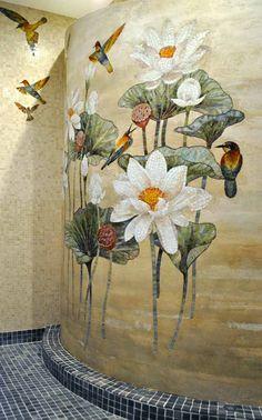 Мозаичная композиция