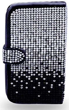 myLife Shadow Black + Clear White Ombre Diamonds {Glamorous Design} Faux Leather (Multipurpose - Card, Cash and ID Holder + Magnetic Closing) Folio Slimfold Wallet for the LG G2 Smartphone (External Textured Synthetic Leather with Magnetic Clip + Internal Secure Snap In Closure Hard Rubberized Bumper Holder) myLife Brand Products http://www.amazon.com/dp/B00N18VVZ6/ref=cm_sw_r_pi_dp_ZGKbub1VKC2SH