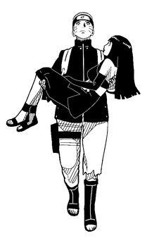 Hold on tight- Naruhina. Naruhina, Naruto Shippuden Sasuke, Naruto Gaiden, Naruto Cute, Hinata Hyuga, Naruto And Sasuke, Shikamaru, Uzumaki Family, Naruto Family