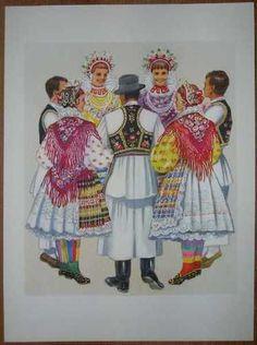 """Croatia Folk Dances """"Drmes"""" Valpovo Brodjanci"""