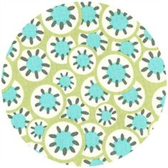 Amy Butler, Daisy Chain, Kaleidoscope Dots Leaf