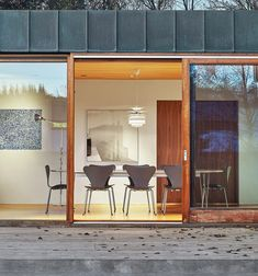 Modern 1960 renovation by Gláma•Kím#mid century, #architecture, #MCM, #modern, #design, #modernism