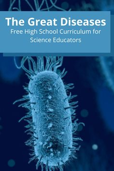 Great Diseases - Center for Science Education at Tufts University High School Curriculum, High School Biology, High School Science, Public School, Science Classroom, Science Education, Health Literacy, Boston Public, Problem Solving Skills