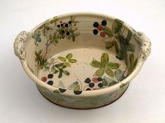 Michelle Lowe Large oval oven dish