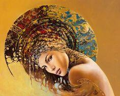 Prima Mobilia XXIX Art Print by Karol Bak at Art.com