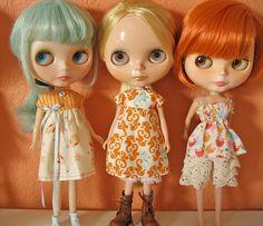 orangey girls