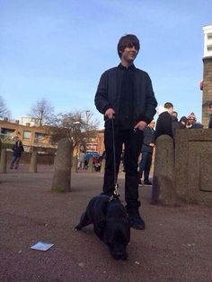 Jake and a puppy :)
