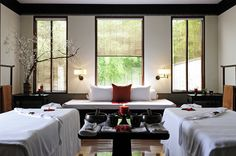The Fuchun Golf Resort, China Chinese Interior, Spa Rooms, Chinese Garden, Empty Room, Resort Spa, Interior Styling, Outdoor Gardens, Contemporary, Architecture