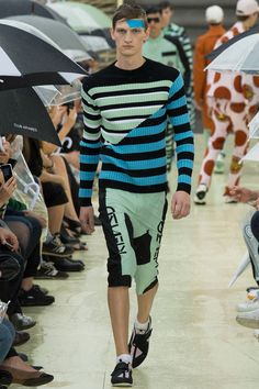 JUST Men's Fashion  Kenzo Spring-Summer 2015 Men's Collection