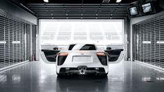 Have wings - will fly! #Lexus #LFA #LexusLFA #supercar