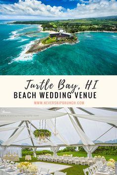See post for photo credits | WEDDING KOOZIES | BEACH WEDDING INVITES | HAWAII WEDDING VENUE | TURTLE BAY RESORT | Never Skip Brunch Blog | Denver photogtapher | Colorado Blogger
