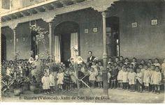 Asilo de San Juan de Dios. Ruzafa (1921)