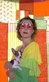 Agatha Ruiz del Prada nació en Madrid en el 1960, es una estilista y diseñadora española