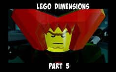 Lego Dimensions - Coop Gameplay Walkthrough Part 5 - Lord Business