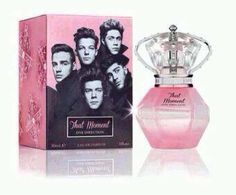 THAT MOMENT - One Direction's Limited Edition Perfume!! WAAAAAAAAAANT!!