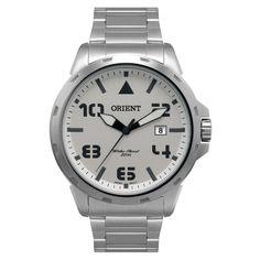 Relógio Masculino Analógico Orient MBSS1195A S2SX - Prata