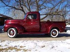 1940s Ford Truck Old Trucks are just so cool