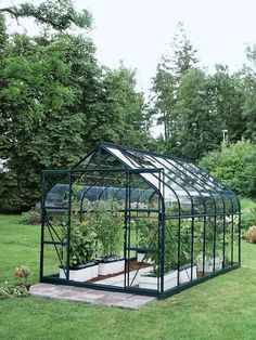 1000 images about serre et abris de jardin on pinterest - Serre de jardin leroy merlin ...