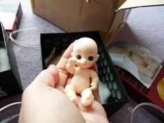 Felixdoll Brownie Babies - 'Small Comfort' discussion part 1 Tiny Dolls, Our Baby, Lunch Box, Babies, Image, Babys, Baby, Young Children, Children