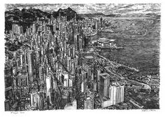 Stephen Wiltshire | Hong Kong