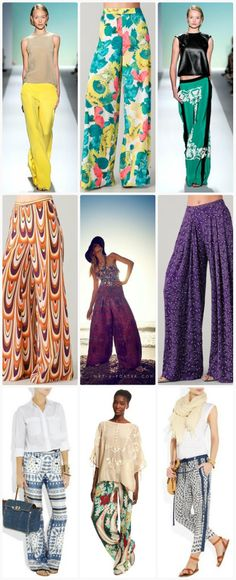Summers pajama trousers