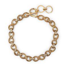 Love this Vintage Link Necklace for $88 on C. Wonder