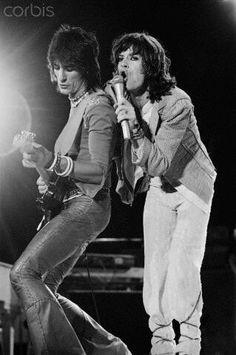 Mick & Ronnie