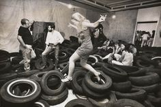 Allan Kaprow - Yard - 1967