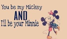 Discover and share Mickey Mouse And Minnie Love Quotes. Explore our collection of motivational and famous quotes by authors you know and love. Mickey Mouse Tumblr, Mickey Mouse Quotes, Mickey And Minnie Love, Mickey Mouse And Friends, Mickey Minnie Mouse, Walt Disney, Disney Couples, Disney Magic, Disney Art
