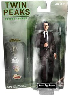 TWIN PEAKS | SPECIAL AGENT DALE COOPER