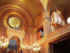 Prague - synagogue espagnole
