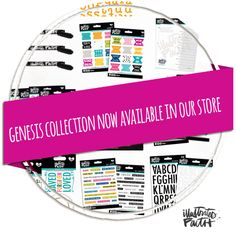 The Genesis Collection Is Now Live In Our Store!!!