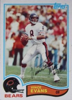 Find the best deal on Vince Evans autographed items for your collection of Sports, Football memorabilia. Football Trading Cards, Football Cards, Nfl Football, College Football, Baseball Cards, Famous African Americans, Football Memorabilia, Custom Football, University Of Southern California