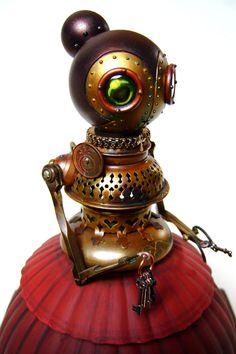 Amnesia Primm: Steampunk at its Best #steampunk